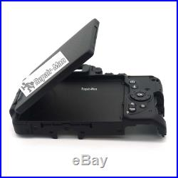 D5500 Rear Cover With LCD And Key Button Camera Repair Parts For Nikon