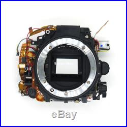 D7100 Mirror Box With Aperture Control Unit And Shutter Repair Parts For Nikon