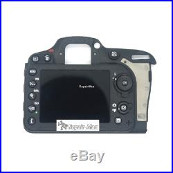 D7200 Rear Back Cover With LCD and Key Button Camera Repair Parts For Nikon