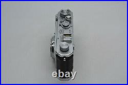 FOR PARTS OR REPAIR NIKON S 35mm FILM RANGEFINDER CAMERA BODY ONLY