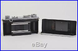 FOR PARTS OR REPAIR NIKON S 35mm FILM RANGEFINDER CAMERA BODY ONLY, READ DETAILS