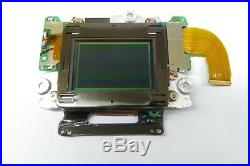 For Nikon D600 D610 image sensor CCD CMOS with filter glass repair parts
