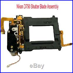For Nikon D750 Shutter Blade Assembly Replacement Repair Camera Parts