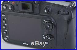 For Parts Or Repair Nikon D610 24.3mp Dslr Body Only, Bad Shutter