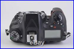 For Parts Or Repair Nikon D7000 16.2mp Dslr Body Only, Powers Up, Bad Shutter