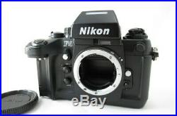 For Parts / RepairNikon F4 SLR 35mm film Camera without Grip from Japan #2803