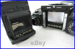 For Parts / RepairNikon F4s SLR 35mm film Camera with MF-22 BOX from Japan #2775