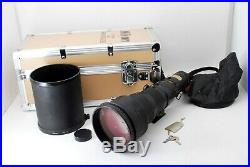 For Parts or Repair Nikon Ai-S Nikkor ED 500mm F4P From Japan #2842