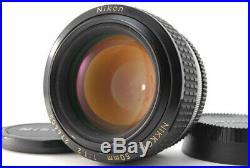 For Parts or RepairNikon Ai-s Nikkor 50mm F1.2 MF Lens From JAPAN (2631)
