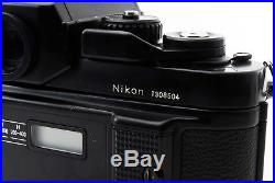 For Repair/For Parts Nikon F3 Eye Level 35mm SLR Film Camera From Japan