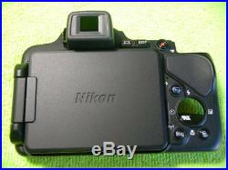 Genuine Nikon Coolpix P600 LCD With Back Case Parts For Repair