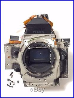 Genuine Nikon D3 mirror box and view finder repair replacement part, tested
