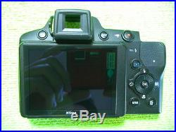 Genuine Nikon P510 LCD With Back Case Cover Parts For Repair