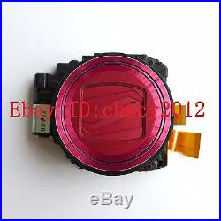 LENS ZOOM FOR Nikon Coolpix S9700 S9700S S9900 S9900S Camera Repair Part Red
