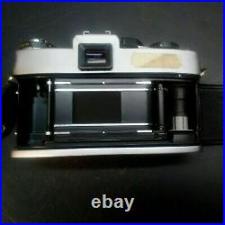 Leicaflex SL body, good shutter, meter not working, as-is for parts or repair