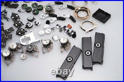 Lot Nikon Camera Repair Parts for F2 F Most are New Old Stock RARE