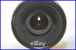 Lot of 2 Nikon AF D FX Zoom lenses SOLD AS IS parts repair 70-210mm 24-120mm