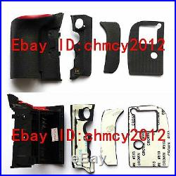 NEW Nikon D800 Digital Camera Body Rubber Shell Cover Repair Replacement Parts
