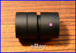 NIKON COOLSCAN 5000 ED LENS Only for macro parts repair projects rare