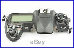 NIKON D200 Top Cover with Small LCD Display REPLACEMENT REPAIR PART EH2554