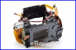 NIKON D7100 Mirror Box with Shutter Aperture Charge REPLACEMENT REPAIR PART