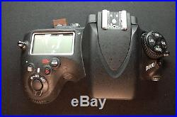 NIKON D800 TOP COVER ASSY ORIGINAL Repair Part With Flash and LCD A0033