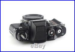 NIKON F3 35mm FILM CAMERA BODY ONLY I FOR PARTS OR REPAIR