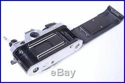 NIKON FE SLR 35MM CAMERA BODY IN NICE CONDITION With CAP PARTS OR REPAIR