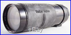 NIKON FE2 35mm FILM SLR WITH 50mm F/1.8 100-500mm F/5.6 LENSES FOR PARTS/REPAIR