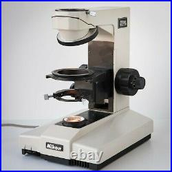 NIKON LABOPHOT Microscope Stand FOR PARTS OR REPAIR, NOT WORKING