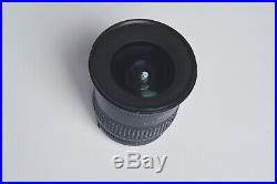 NIKON NIKKOR 18-35mm f3.5-4.5AFD ED FX USA Model FOR PARTS OR REPAIR