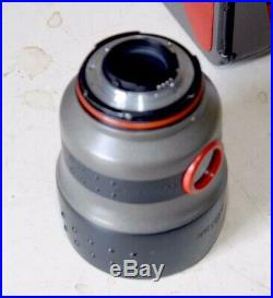 NIKONOS RS SLR UNDERWATER CAMERA AND 50MM MACRO LENS WithPARTS OR FOR PARTS/REPAIR