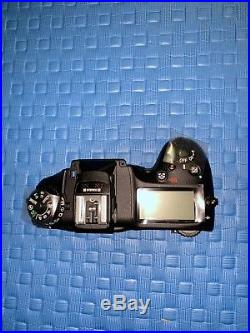 New Top Cover Head Cover Repair Part For Nikon D7100 SLR Camera With Button Dial