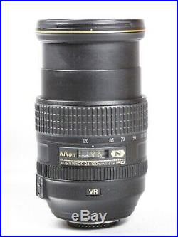 Nikon 24-120mm f/1.4 G AS IS-FOR PARTS or REPAIR