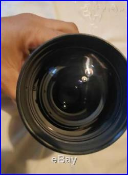 Nikon 80-200 f2.8 push and pull For parts or repair AF for close distance works