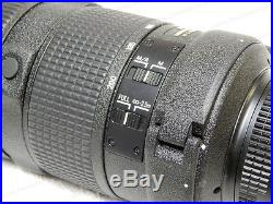 Nikon AF-S 80-200 f2.8D ED. For Parts or Repair. Not Working