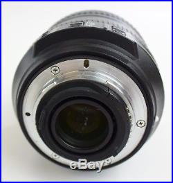 Nikon AF-S Nikkor 16-80mm f/2.8-4E Lens AS IS For Parts or Repair