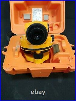 Nikon AX-1 Automatic Level for Parts or Repair 84