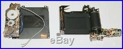 Nikon Assorted Film Camera Repair Parts New Old Stock Shutters, Speed Dials ETC