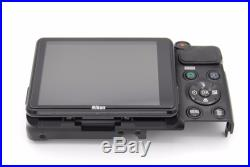 Nikon Coolpix L830 Back Cover With LCD Screen Replacement Repair Part