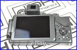 Nikon Coolpix P520 Silver Back Cover LCD Button Replacement Repair Part DH5395