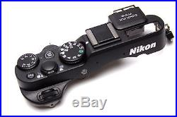Nikon Coolpix P7800 Top Cover With Dial Replacement Repair Part DH582