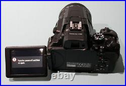 Nikon Coolpix P950 AS IS for Parts or Repair NOT W\ORKING