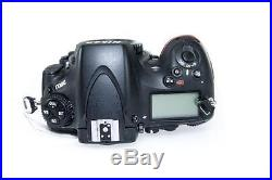 Nikon D D800 36.3 MP Digital SLR Camera (Body Only), For parts or repair