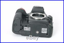 Nikon D D810 36.3 MP Digital SLR Camera Body Only AS IS PARTS/REPAIR ONLY