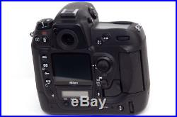Nikon D2H Camera Body Excellent Physical Condition Parts or Repair