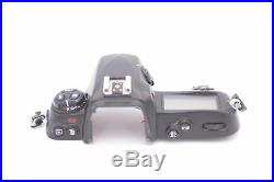 Nikon D2X Top Cover with LCD Buttons Black Replacement Repair Part