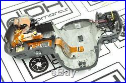 Nikon D3 12MP Top Cover With LCD Screen Replacement Repair Part EH1222