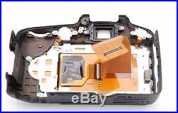 Nikon D3200 Rear Back Cover with LCD and Flex Replacement Repair Part
