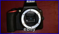 Nikon D3500 Digital SLR Camera For Parts Or Repair Only AS-IS